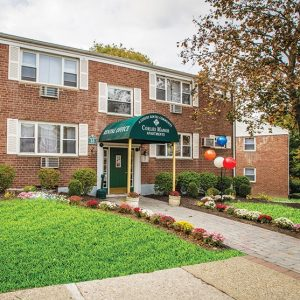 Corlies Manor Apartments For Rent in Poughkeepsie, NY Building View